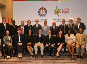 Pan American Sport Organization – PASO