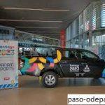 Mitsubishi Resmi Menjadi Sponsor Resmi Pan American Games 2023